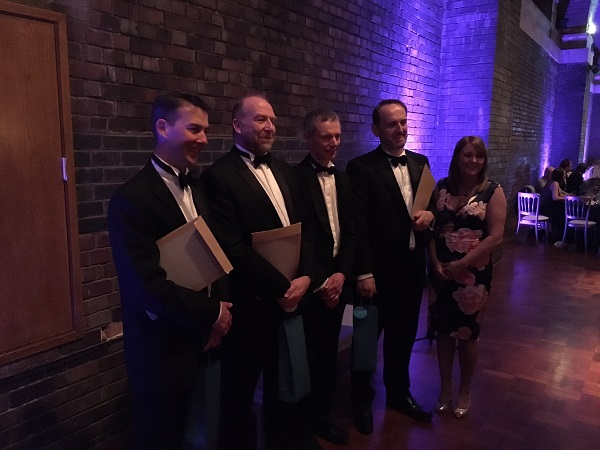 Silver Scalpel Nominees and Winner 2016