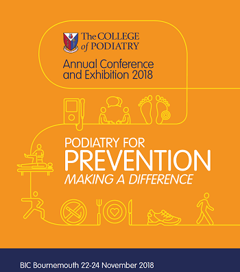 2018 College of Podiatry Annual Conference
